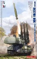 ロシア 9K37M1 ブーク 防空ミサイルシステム