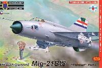 MiG-21bis フィッシュベッド パート1