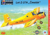 LET Z-37A チメラック 農業機