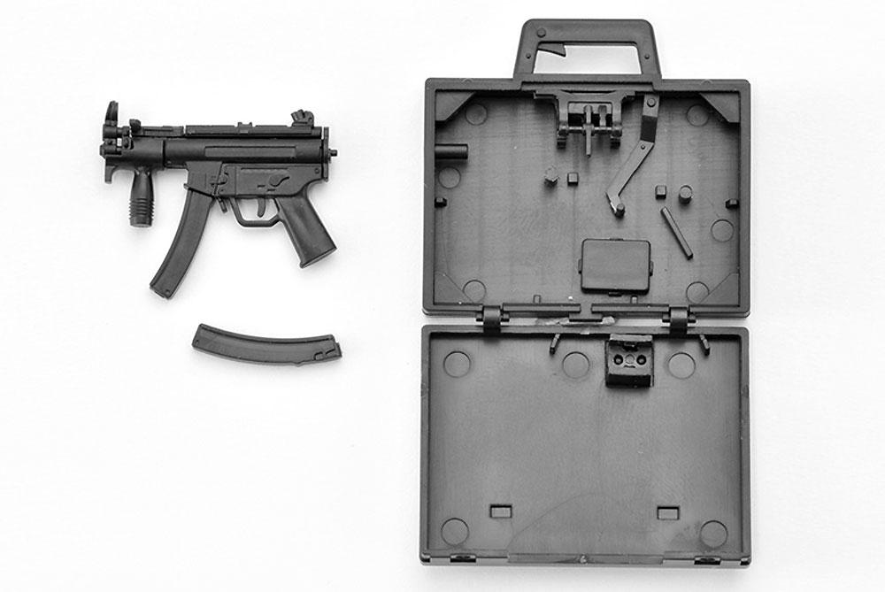MP5K コッファータイププラモデル(トミーテックリトルアーモリー (little armory)No.LA045)商品画像_1