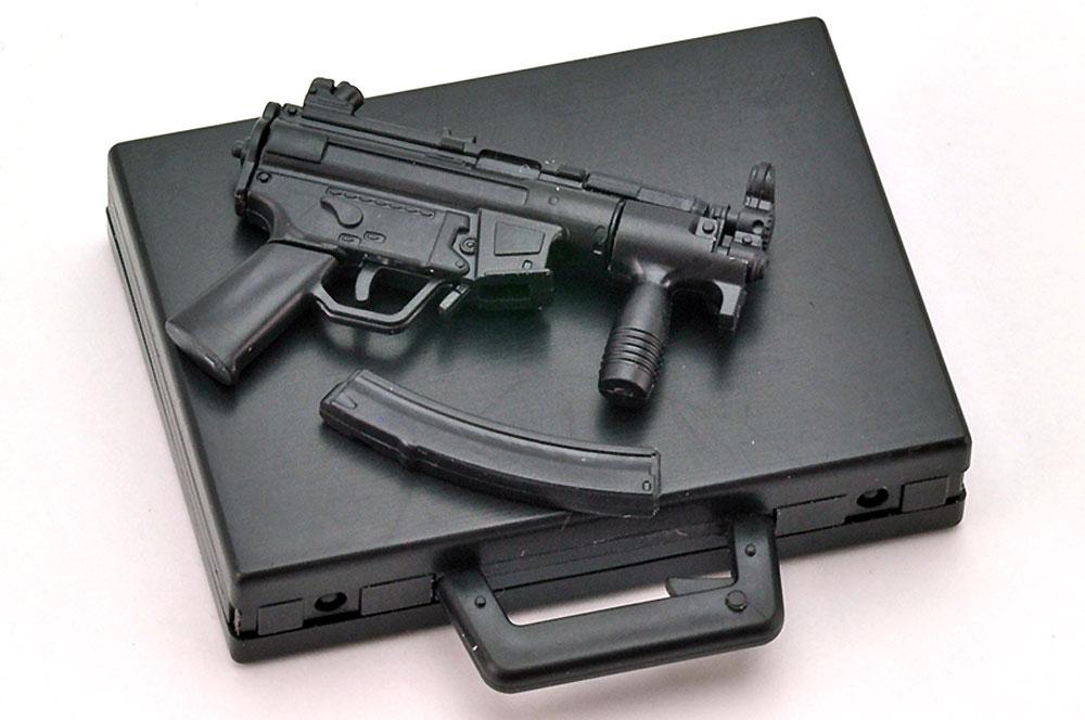 MP5K コッファータイププラモデル(トミーテックリトルアーモリー (little armory)No.LA045)商品画像_3