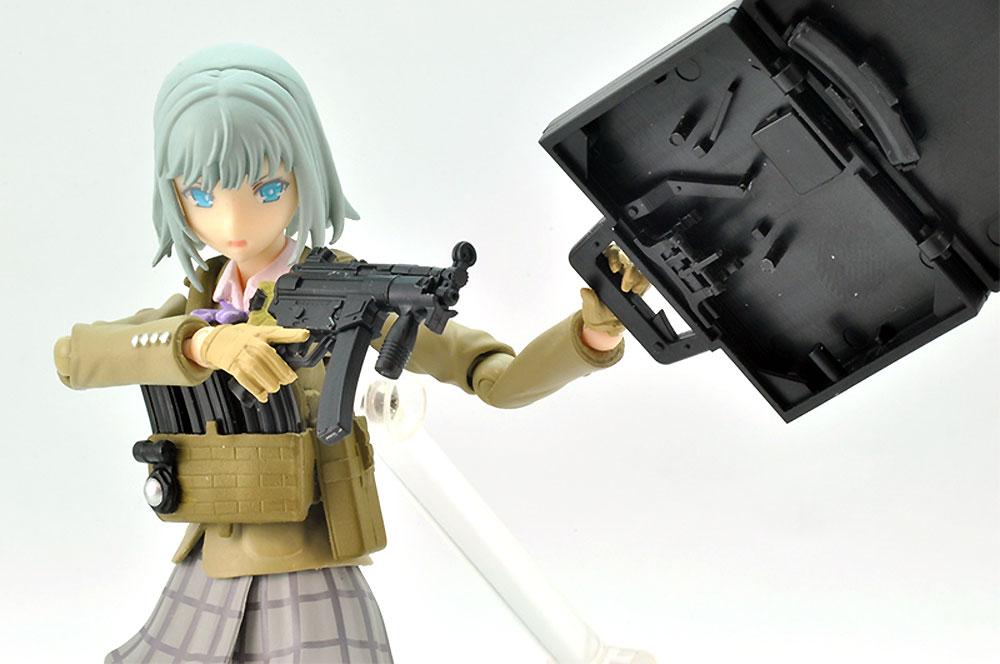 MP5K コッファータイププラモデル(トミーテックリトルアーモリー (little armory)No.LA045)商品画像_4