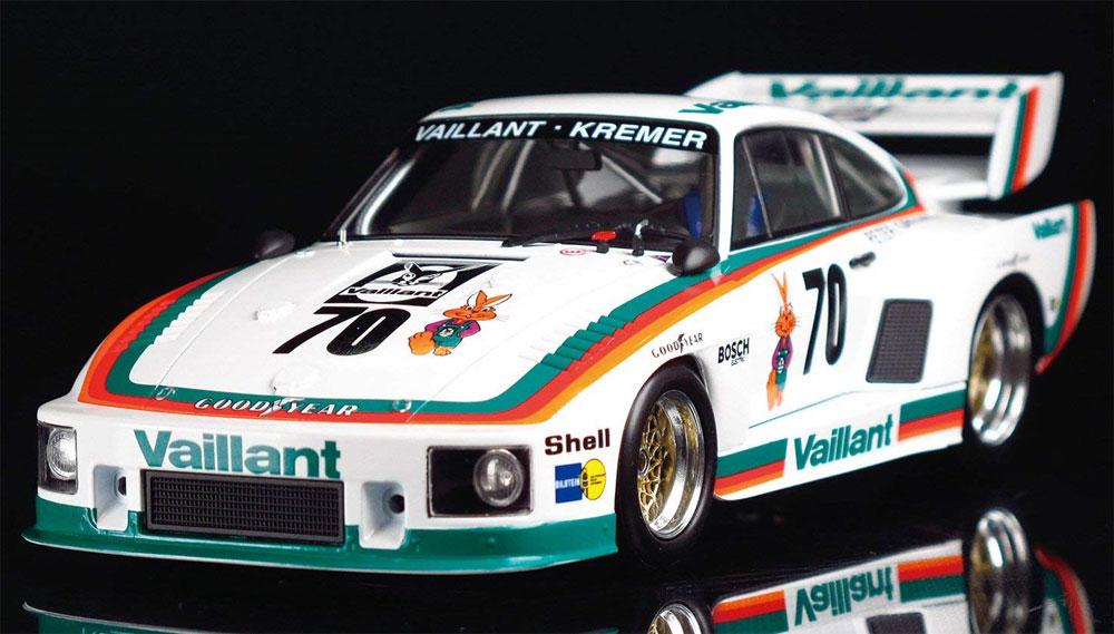 ポルシェ 935 K2 '77 DRMプラモデル(BEEMAX1/24 カーモデルNo.020)商品画像_2