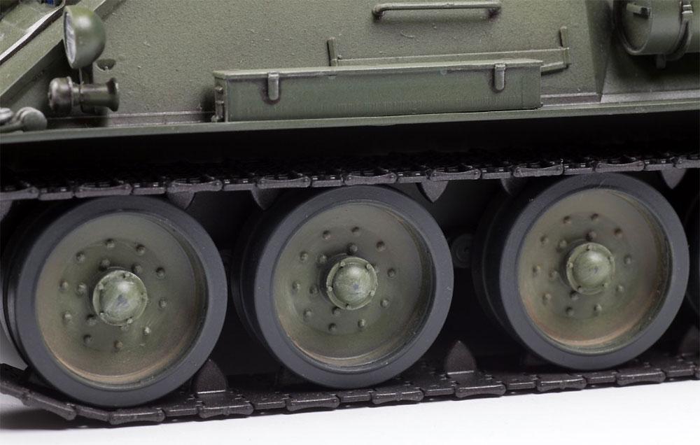 ソビエト自走砲 SU-100プラモデル(ズベズダ1/35 ミリタリーNo.3688)商品画像_3
