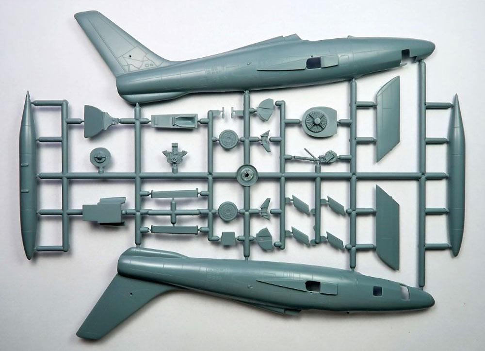 RF-84F サンダーフラッシュ パート2プラモデル(ソード1/72 エアクラフト プラモデルNo.72117)商品画像_3