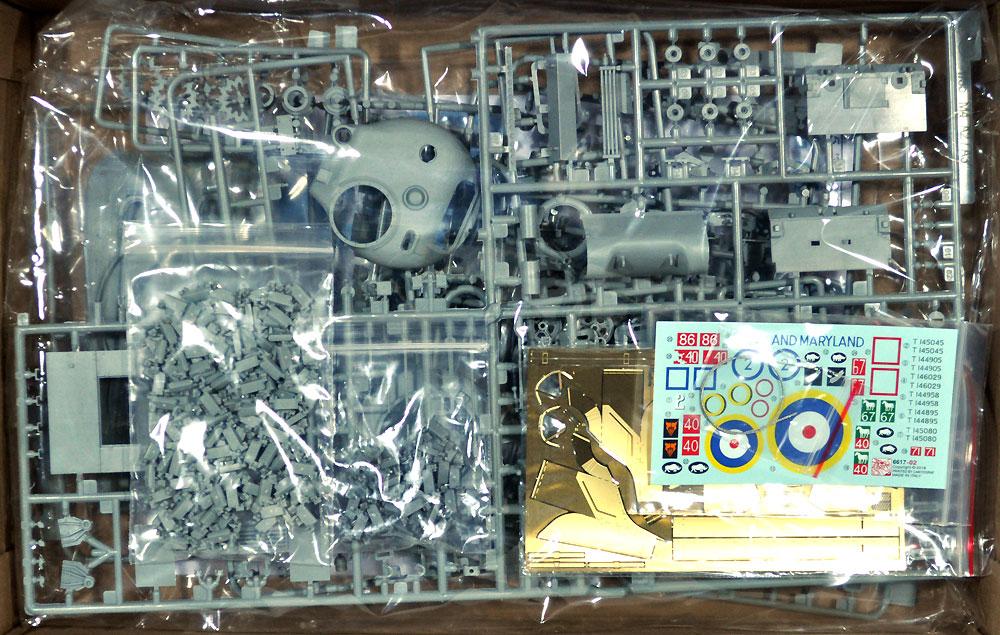 イギリス エル アラメイン シャーマン w/マジックトラックプラモデル(ドラゴン1/35 '39-'45 SeriesNo.6617)商品画像_1