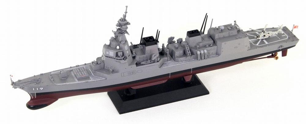海上自衛隊 護衛艦 DD-119 あさひプラモデル(ピットロード1/700 スカイウェーブ J シリーズNo.J-082)商品画像_2