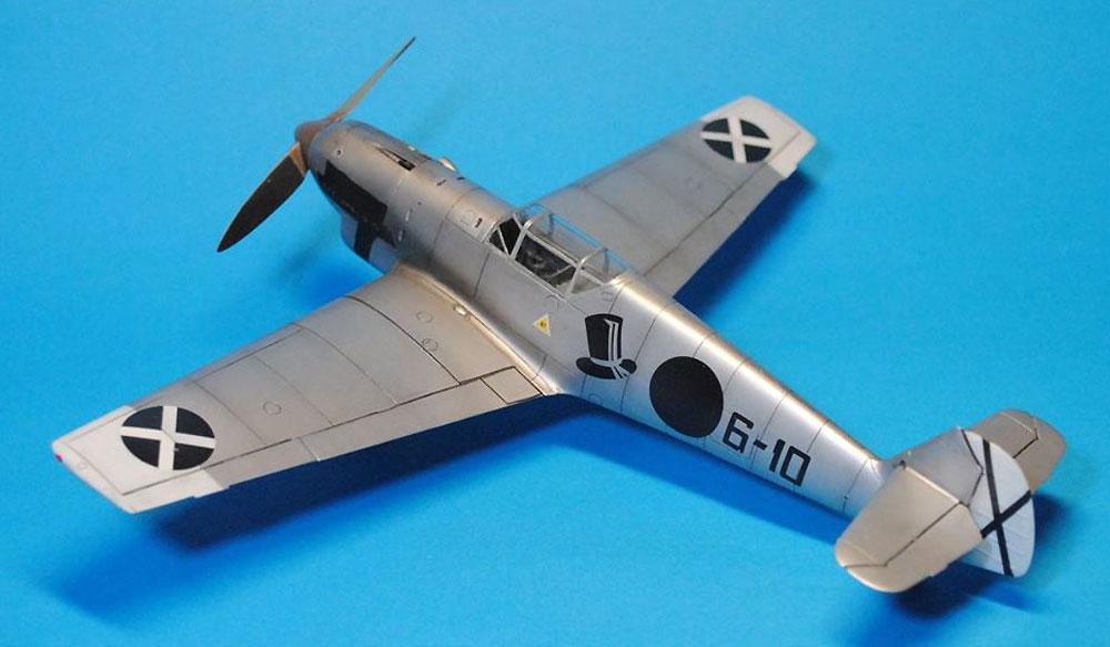 メッサーシュミット Bf109A/B コンドル軍団プラモデル(ドラ ウイングス1/48 エアクラフト プラモデルNo.DW48009)商品画像_2