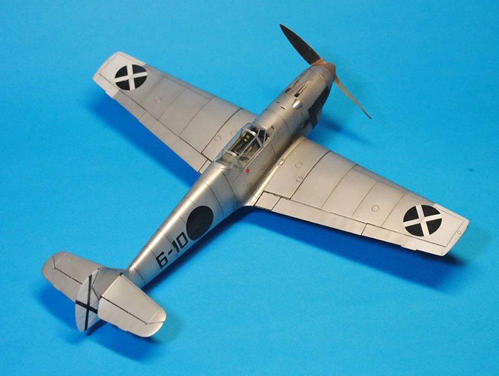 メッサーシュミット Bf109A/B コンドル軍団プラモデル(ドラ ウイングス1/48 エアクラフト プラモデルNo.DW48009)商品画像_3