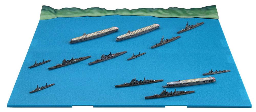 MO作戦 珊瑚海海戦セットプラモデル(フジミ集める軍艦シリーズNo.014)商品画像_2