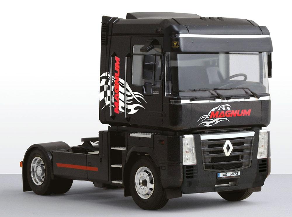 ルノー AE500 マグナム トラック - 2001プラモデル(イタレリ1/24 トラックシリーズNo.3941)商品画像_4