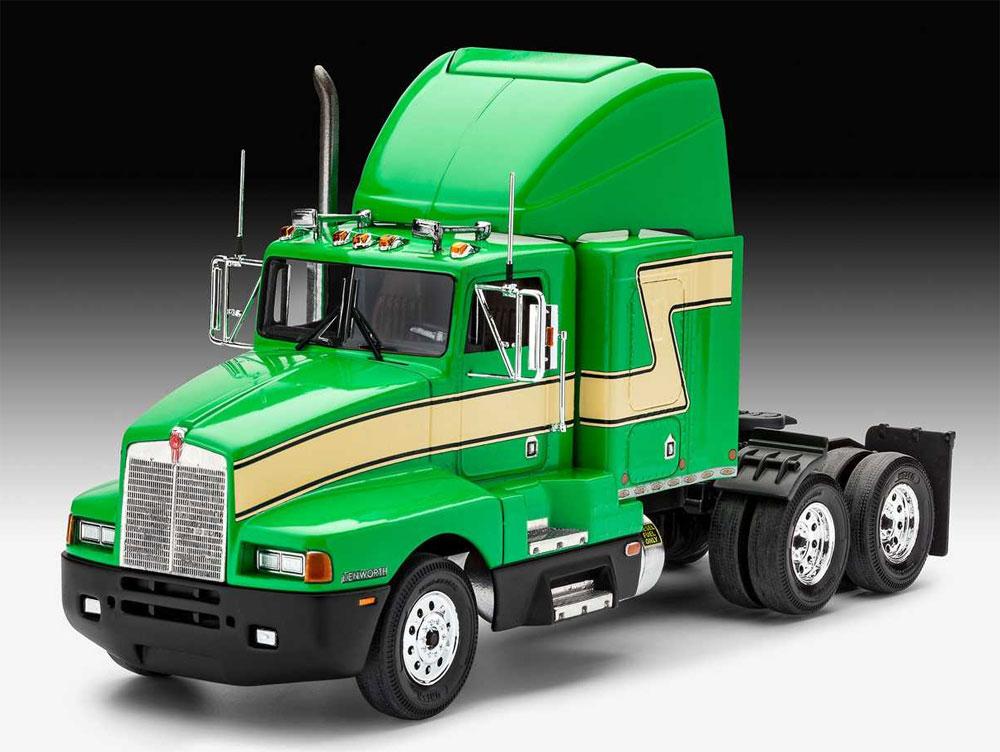 ケンワース T600プラモデル(レベル1/32など カーモデルNo.07446)商品画像_2