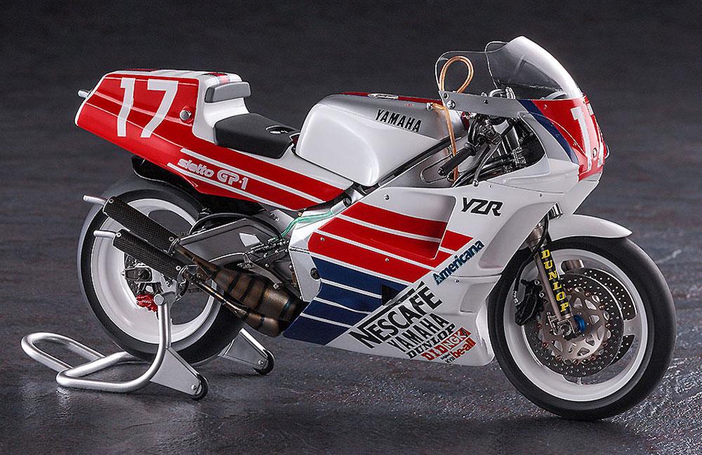 ヤマハ YZR500 (0WA8) 1989 全日本ロードレース選手権 GP500(プラモデル)(ハセガワ1/12 バイクシリーズNo.21718)商品画像_2