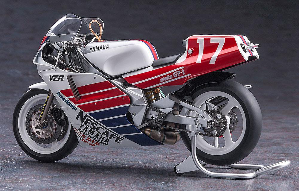 ヤマハ YZR500 (0WA8) 1989 全日本ロードレース選手権 GP500(プラモデル)(ハセガワ1/12 バイクシリーズNo.21718)商品画像_3