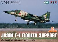 航空自衛隊 支援戦闘機 F-1 1977 - 2006