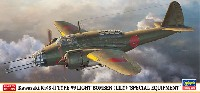 川崎 キ48 九九式 双発軽爆撃機 2型 特別装備機