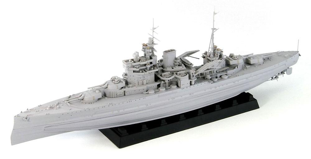 イギリス海軍 戦艦 クイーン・エリザベス 1941プラモデル(ピットロード1/700 スカイウェーブ W シリーズNo.W206)商品画像_2