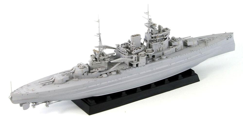 イギリス海軍 戦艦 クイーン・エリザベス 1941プラモデル(ピットロード1/700 スカイウェーブ W シリーズNo.W206)商品画像_3