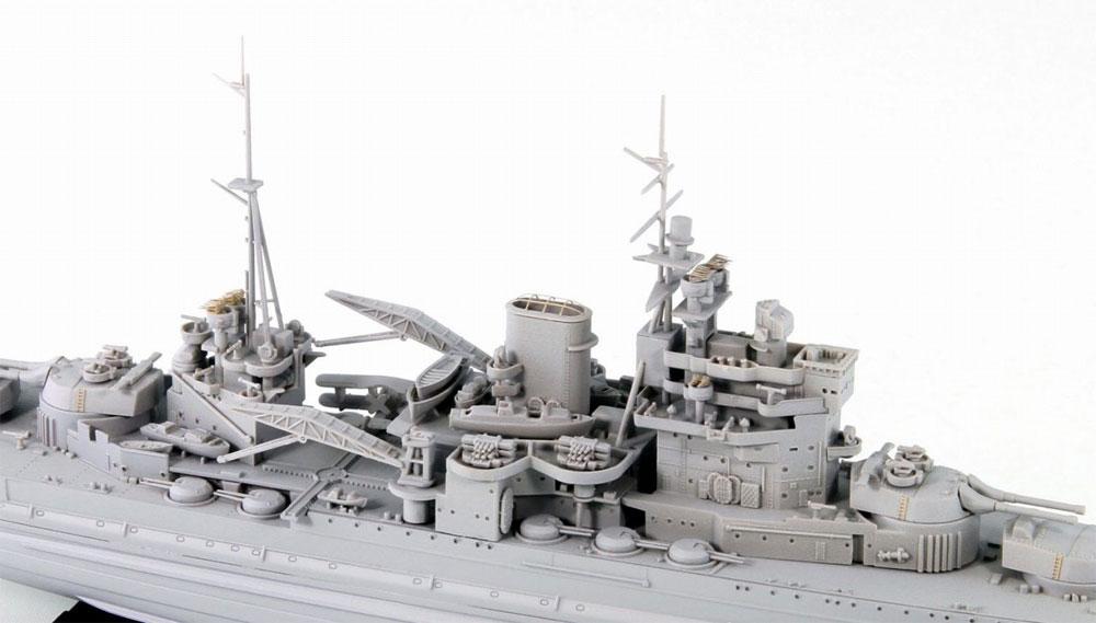イギリス海軍 戦艦 クイーン・エリザベス 1941プラモデル(ピットロード1/700 スカイウェーブ W シリーズNo.W206)商品画像_4