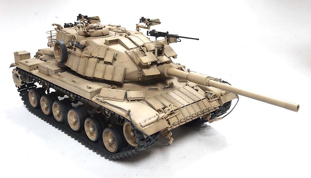 IDF M60A1 マガフ 6Bプラモデル(AFV CLUB1/35 AFV シリーズNo.AF35309)商品画像_2