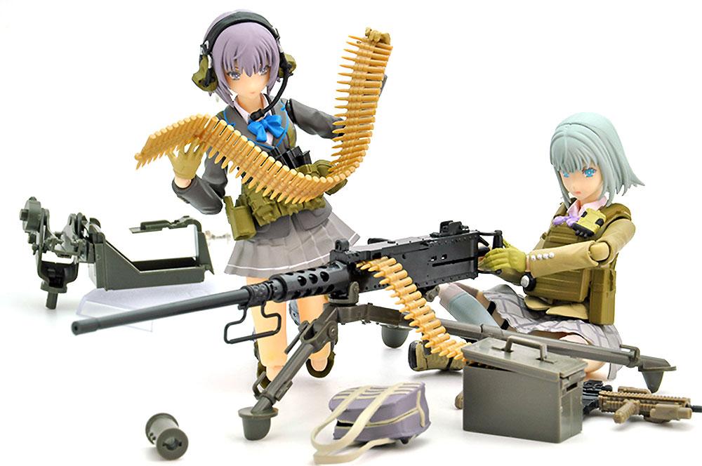 ブローニング M2HBプラモデル(トミーテックリトルアーモリー (little armory)No.LD016)商品画像_4