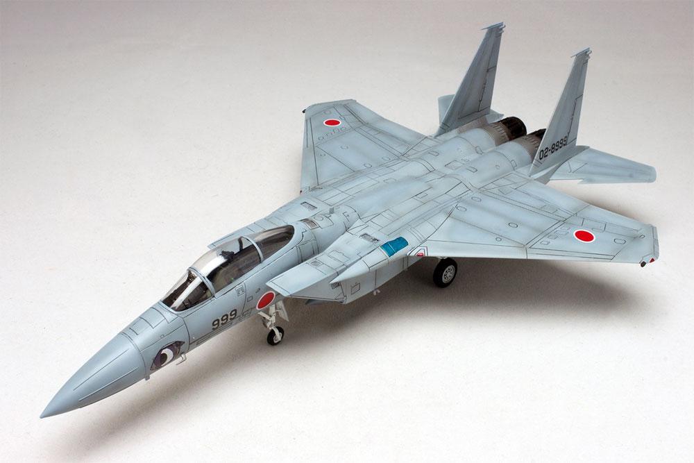 航空自衛隊 F-15J まそたん F形態プラモデル(プラッツ1/72 プラスチックモデルキットNo.HMK-001)商品画像_2