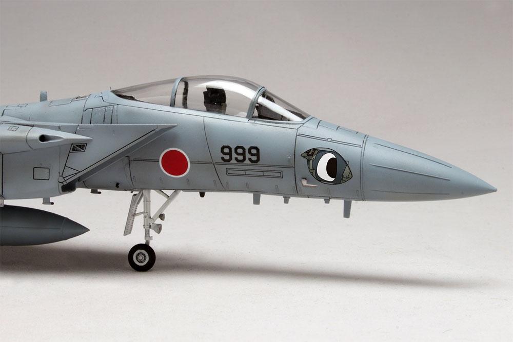 航空自衛隊 F-15J まそたん F形態プラモデル(プラッツ1/72 プラスチックモデルキットNo.HMK-001)商品画像_3