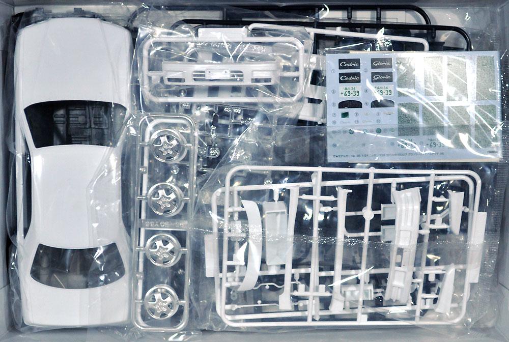 ニッサン Y33 セドリック / グロリア グランツーリスモ アルティマ '95プラモデル(アオシマ1/24 ザ・モデルカーNo.095)商品画像_1