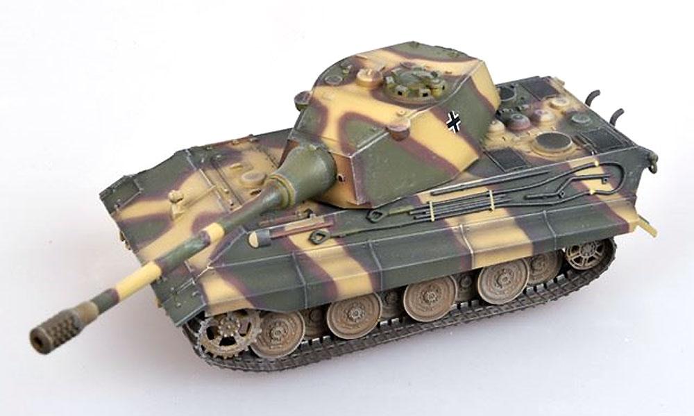 ドイツ E-75重戦車 w/128mm/L55 1946年完成品(モデルコレクト1/72 AFV 完成品モデルNo.MODAS72111)商品画像_2
