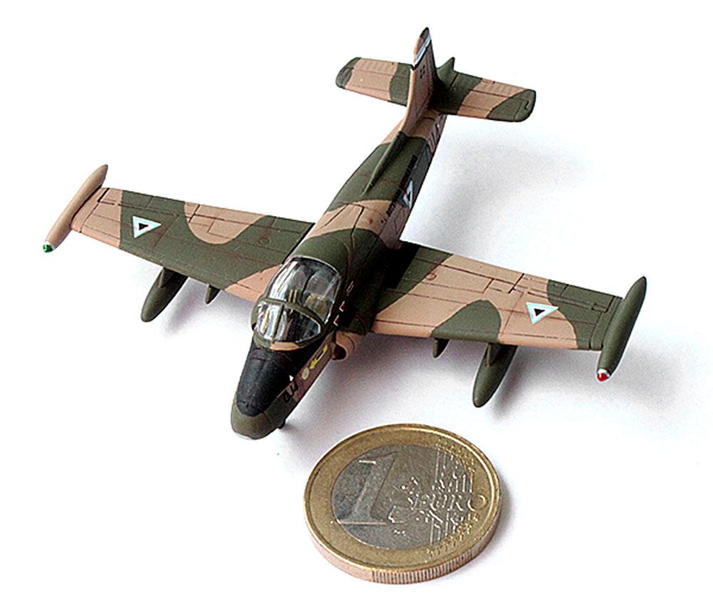 BAC ストライクマスター (クウェート スーダン ボツワナ)プラモデル(ミニウイング1/144 インジェクションキットNo.mini322)商品画像_4