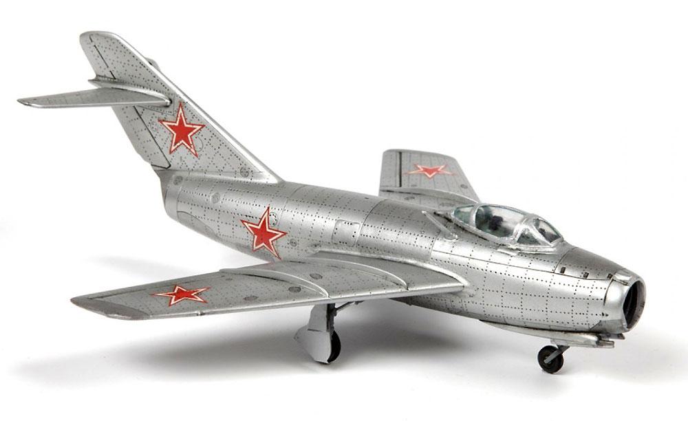 ソビエト戦闘機 MIG-15 ファゴットプラモデル(ズベズダ1/72 ミリタリーNo.7317)商品画像_1