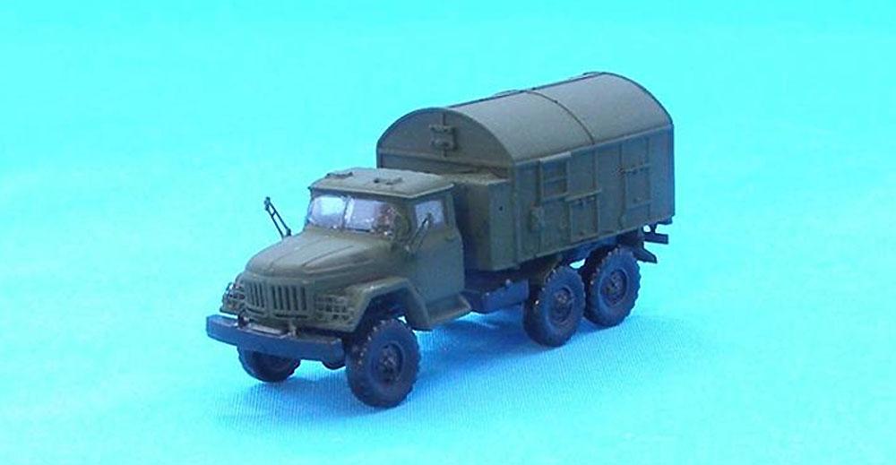 ZiL-131 3.5トン 6x6輪駆動 パネルバントラックプラモデル(ARMORY1/144 ミリタリーNo.AR14802)商品画像_3