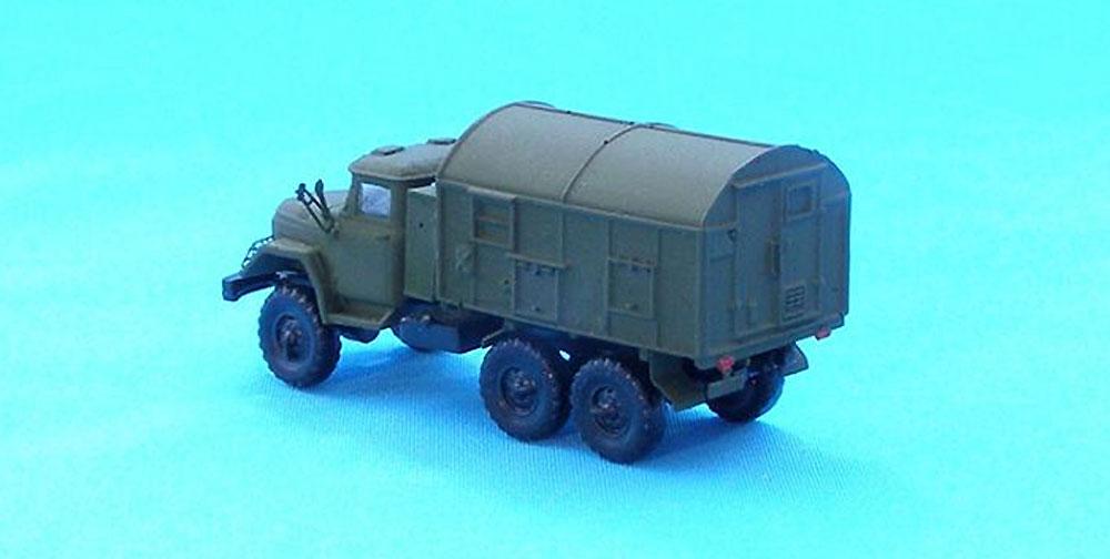ZiL-131 3.5トン 6x6輪駆動 パネルバントラックプラモデル(ARMORY1/144 ミリタリーNo.AR14802)商品画像_4
