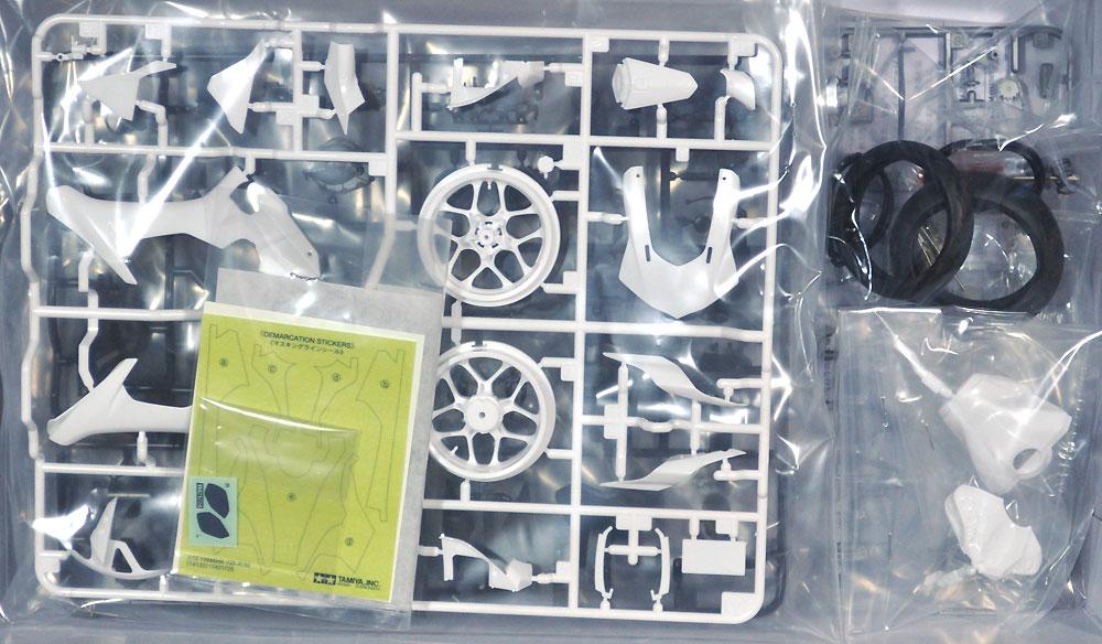 ヤマハ YZF-R1Mプラモデル(タミヤ1/12 オートバイシリーズNo.133)商品画像_1