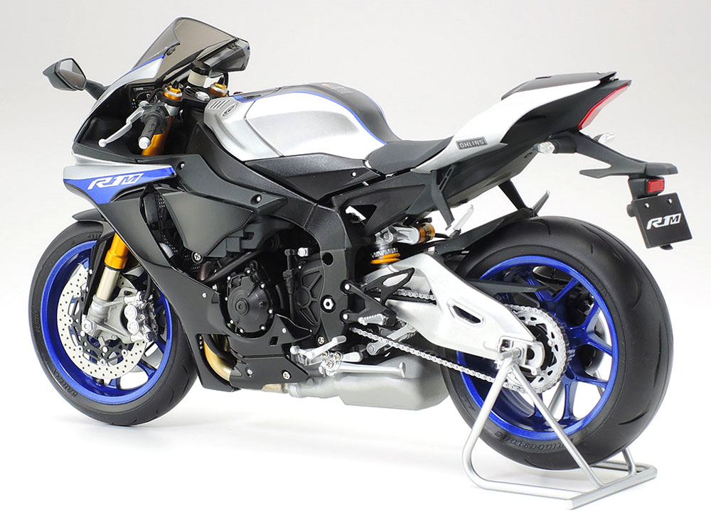 ヤマハ YZF-R1Mプラモデル(タミヤ1/12 オートバイシリーズNo.133)商品画像_3