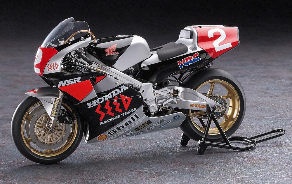 ホンダ NSR500 1989 全日本ロードレース選手権 GP500 シードレーシングプラモデル(ハセガワ1/12 バイクシリーズNo.21719)商品画像_2