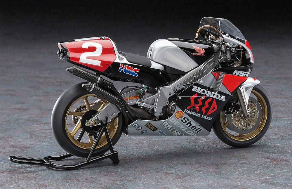 ホンダ NSR500 1989 全日本ロードレース選手権 GP500 シードレーシングプラモデル(ハセガワ1/12 バイクシリーズNo.21719)商品画像_3