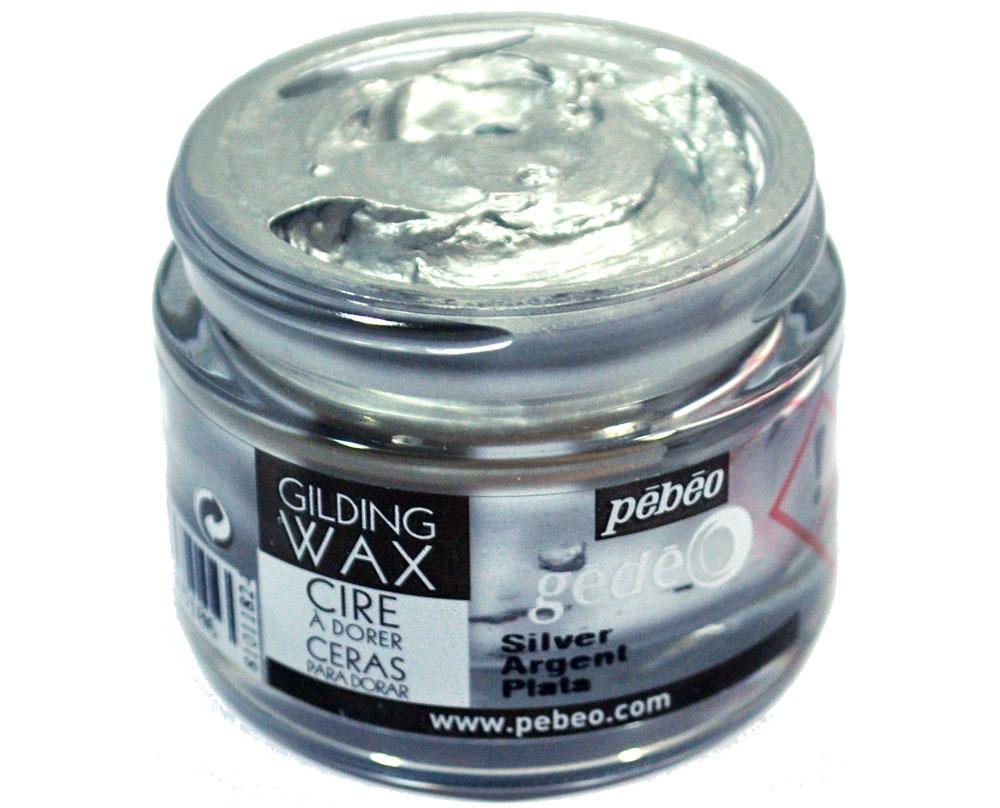 ギルディングワックス シルバー仕上剤(ガイアノーツギルディングワックス&リキッドNo.76651)商品画像_1