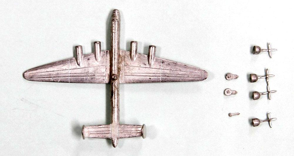 WW2 日本海軍機 1 メタル製 深山 1機付きプラモデル(ピットロードスカイウェーブ S シリーズ (定番外)No.S041SP)商品画像_1