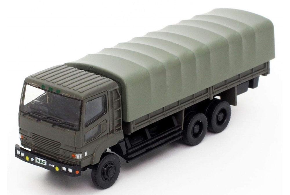 自衛隊 特大型 トラックセットミニカー(トミーテックザ・トラックコレクションNo.29218)商品画像_2