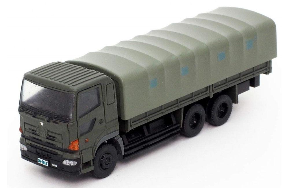 自衛隊 特大型 トラックセットミニカー(トミーテックザ・トラックコレクションNo.29218)商品画像_3
