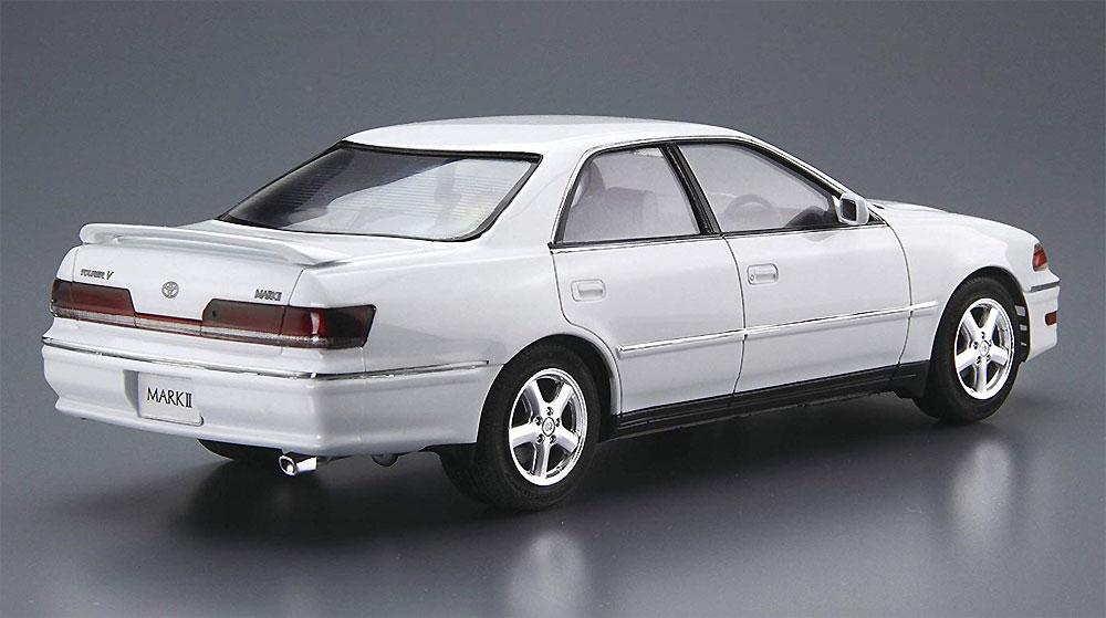 トヨタ JZX100 マーク 2 ツアラーV '00プラモデル(アオシマ1/24 ザ・モデルカーNo.100)商品画像_3