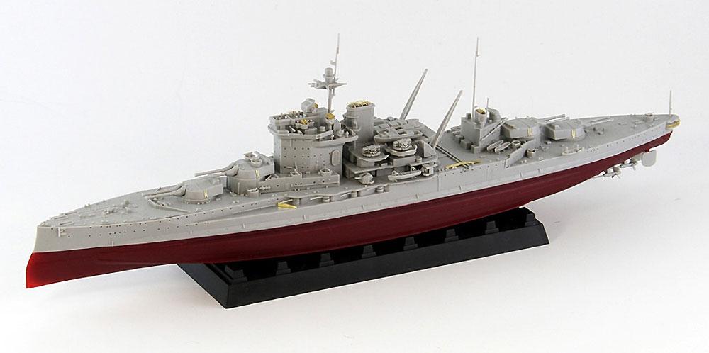 イギリス海軍 クイーン・エリザベス級戦艦 ウォースパイト 1942プラモデル(ピットロード1/700 スカイウェーブ W シリーズNo.W217)商品画像_2
