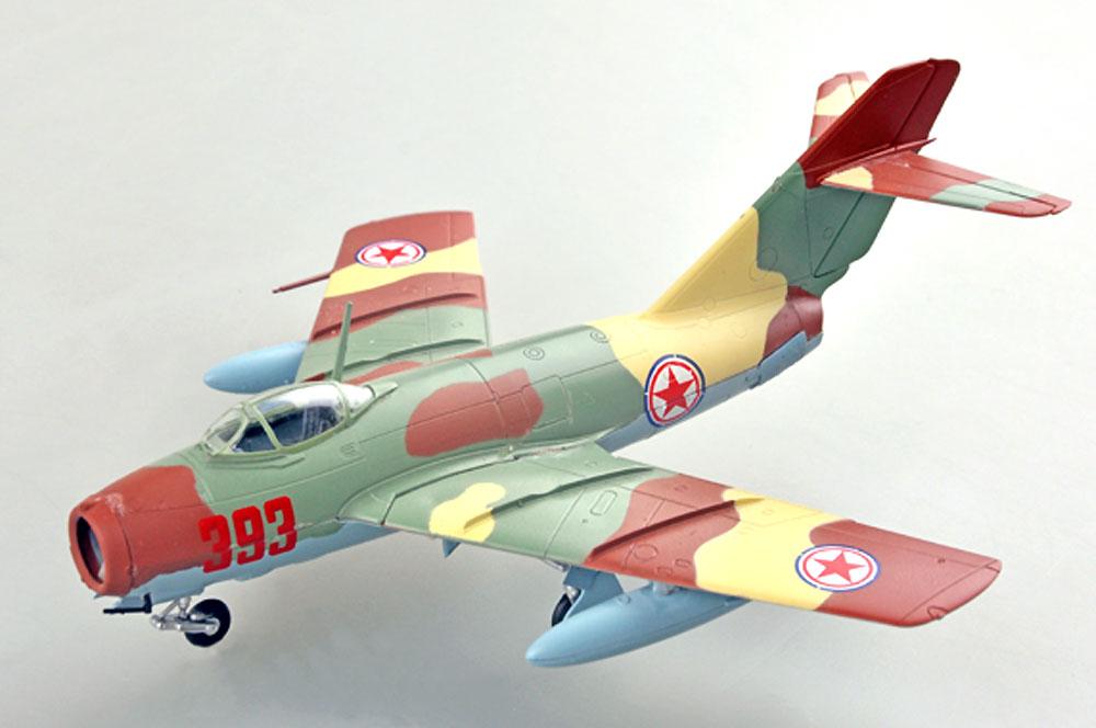 MiG-15bis 北朝鮮空軍完成品(イージーモデル1/72 ウイングド エース (Winged Ace)No.37134)商品画像_1