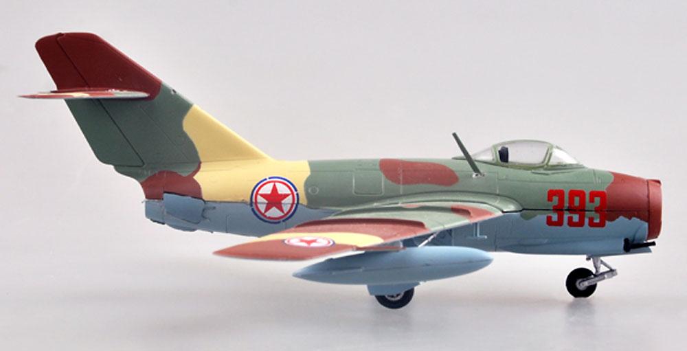 MiG-15bis 北朝鮮空軍完成品(イージーモデル1/72 ウイングド エース (Winged Ace)No.37134)商品画像_3