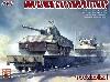 WW2 ドイツ 戦車輸送貨車セット