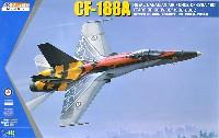 キネティック1/48 エアクラフト プラモデルカナダ空軍 CF-188A 20年間のサービス 1982年-2002年