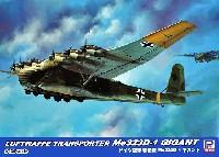 ピットロードSN 航空機 プラモデルドイツ空軍 輸送機 Me323D-1 ギガント