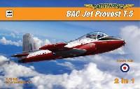 ミニウイング1/144 インジェクションキットBAC ジェット プロヴォスト T.5