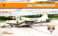 ミニウイング1/144 インジェクションキットBAC ストライクマスター (クウェート スーダン ボツワナ)